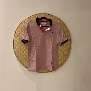 Men's Stylish Striped Ted Baker Polo Shirt